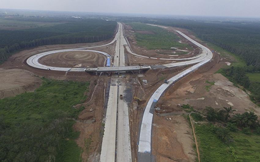 Indonesia Gencar Pembangunan Jalan Tol