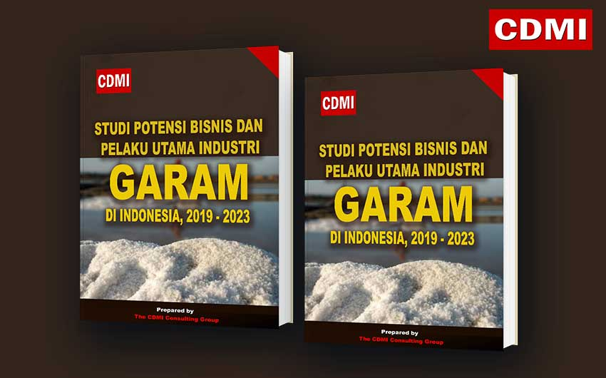 Industri Garam di Indonesia