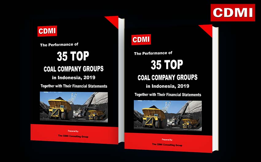 35 TOP COAL COMPANY GROUPS in Indonesia
