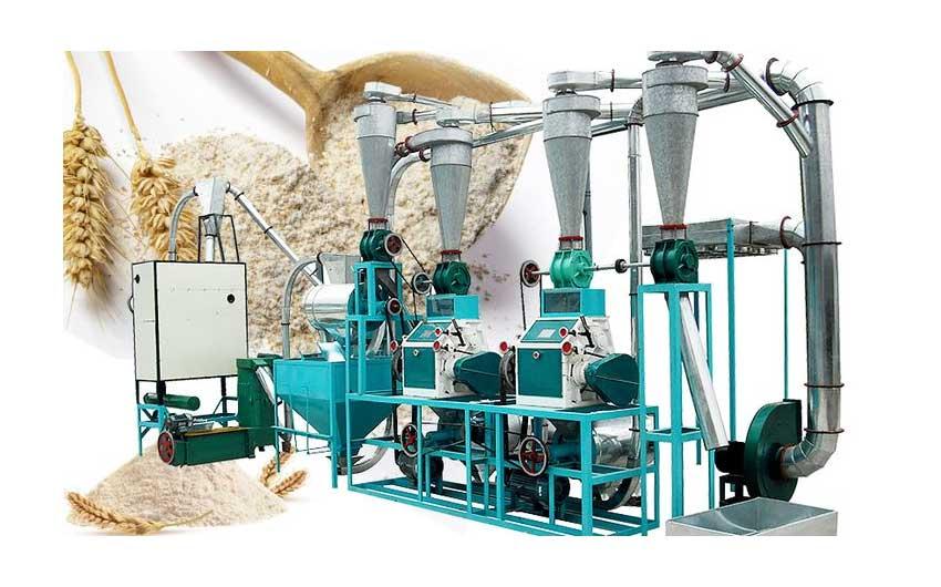 perusahaan tepung terigu